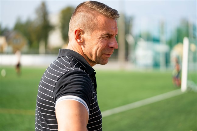 Niklas Vidjeskog har fått flera lugnande besked i helgens turnering för Jaros B-juniorer.