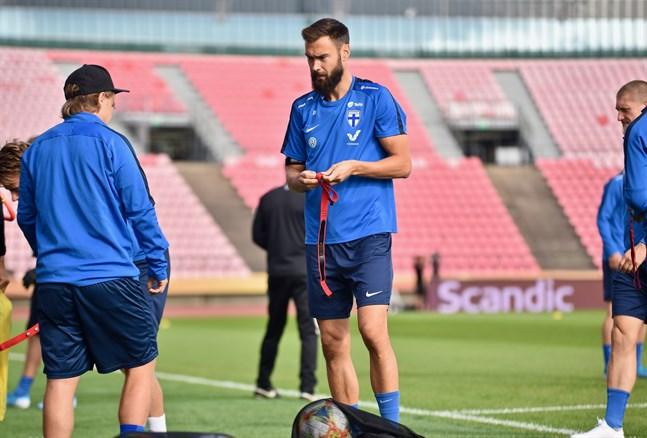 Tim Sparv är medveten om insatserna mot Grekland. Landslaget kan ta ett stort steg mot EM nästa sommar.