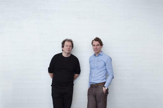 Kjell Westös och Juha Itkonens brevväxling blir bok.