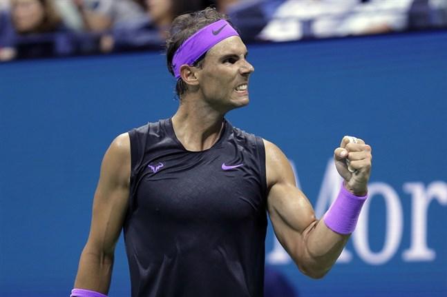 Rafael Nadal är storfavorit i semifinalen mot Matteo Berrettini.
