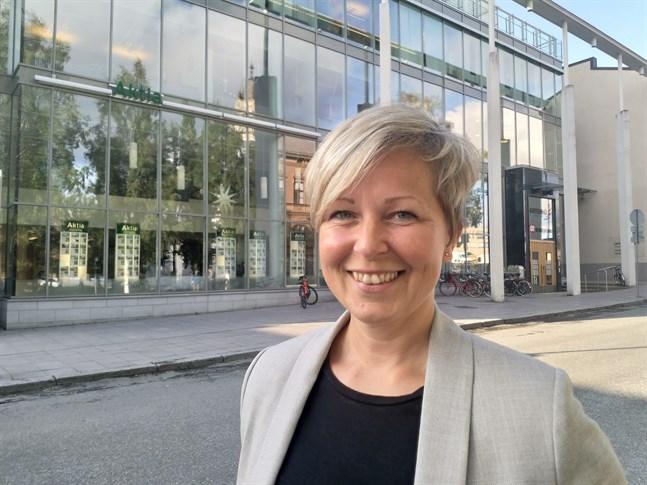 Ann-Sofi Berger är ny ansvarig utgivare och biträdande chefredaktör för Österbottens Tidning.