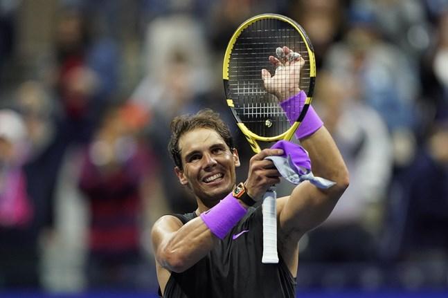 Rafael Nadal är klar favorit i finalen i US Open.