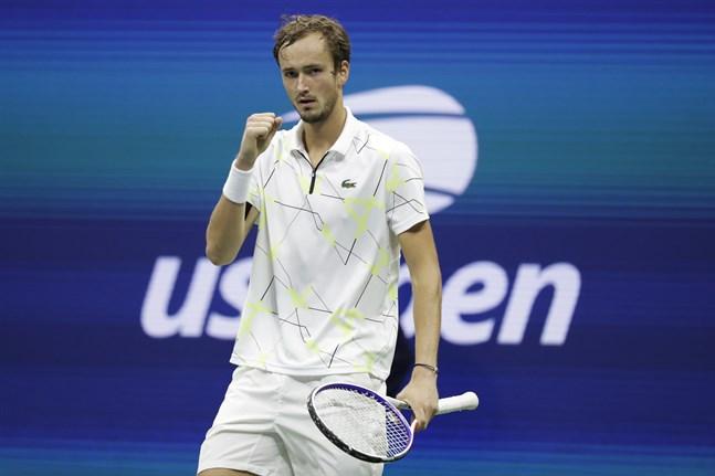 Daniil Medvedev har spelat bra i USA, men möter stenhårt motstånd i finalen.