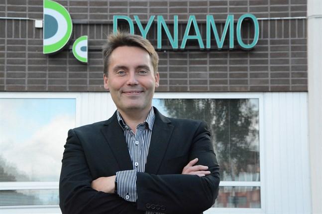 Dynamo-vd:n Stefan Malm konstaterar att coronaviruset kommer att innebära ett omfattande avbrott för en del företagare.