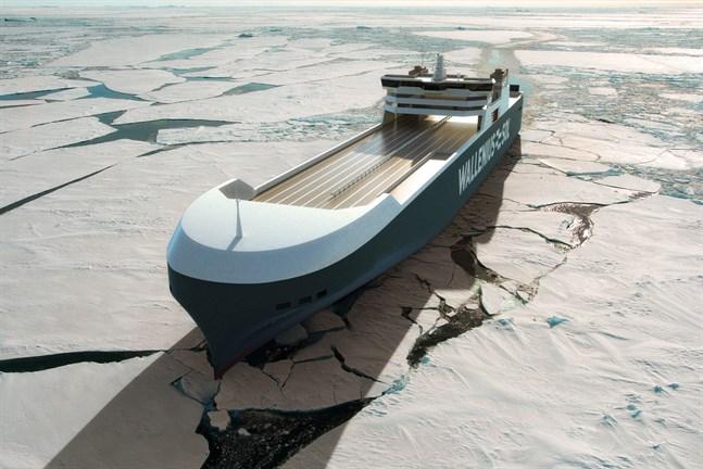 Wallenius Sol har beställt fyra nya RoRo-fartyg med LNG-drift.