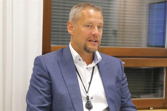 Stefan Grönholm är inte längre kvar i Aktia.