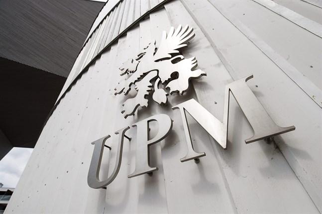 UPM stänger pappersmaskin i Raumo.