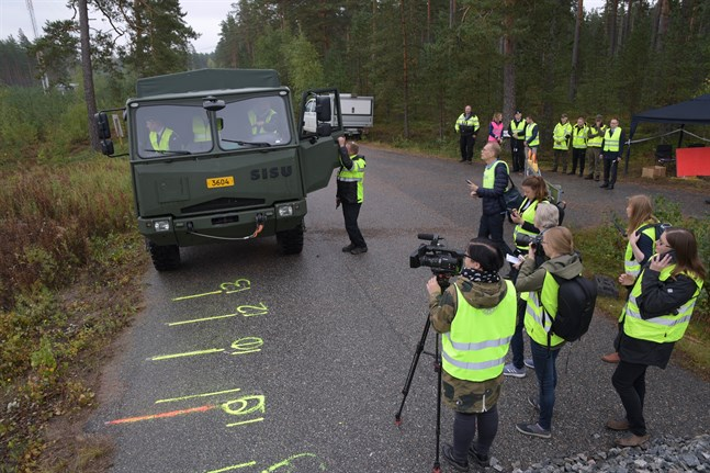 Handläggningen av Skogbyolyckan fortsätter på onsdagen vid Västra Nylands tingsrätt.