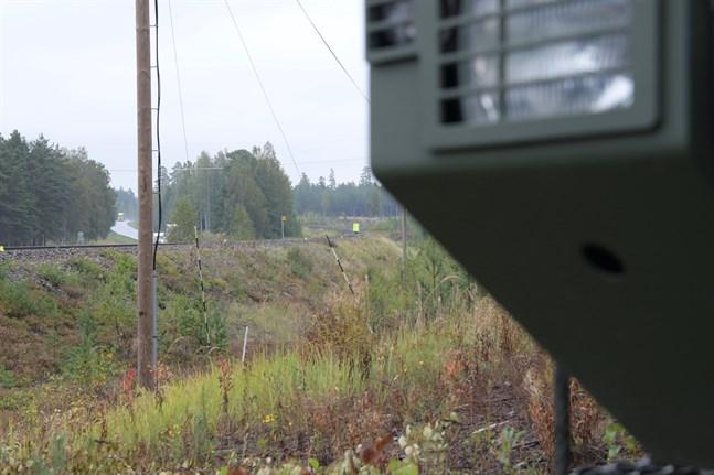 Korsningen där olyckan inträffade ses som en av de farligaste i hela Finland.