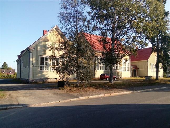 Renlunds skolas trädel föreslås tas i bruk för bland annat dansundervisning.