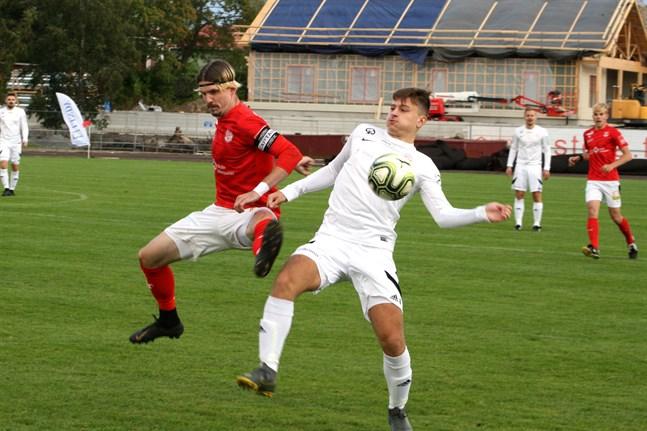 Amerikanen Michael Kozielek bar kaptensbindeln i Sporting Kristina gångna säsong.