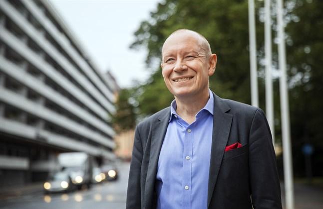 Det är inte så illa på marknaden som det kanske ser ut, försäkrar Lars Söderfjell.