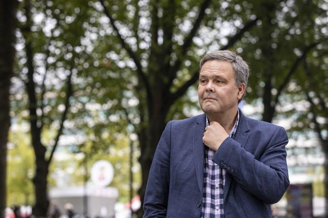 Anders Norrback är förvånad över NTM-centralens uttalande om grusvägar som en möjlig lösning.