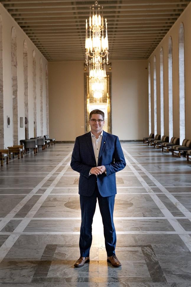 Mikko Ollikainen.