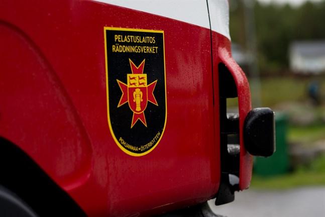 Stormen orsakade tre utryckningar i Jakobstads- och Karlebyregionen.