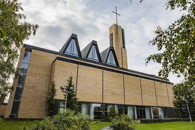 Gamla Karleby kyrka