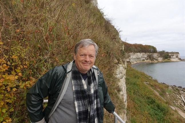 Birger Schmitz har forskat på vad kan kallar astrogeobiologi under stora delar av sitt liv.