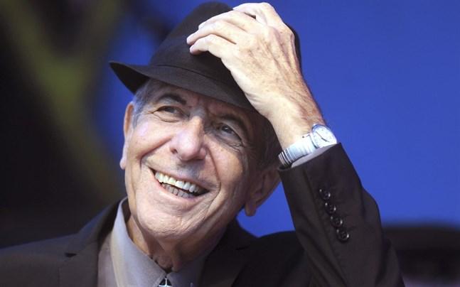 Leonard Cohen är aktuell med ett nytt postumt album.