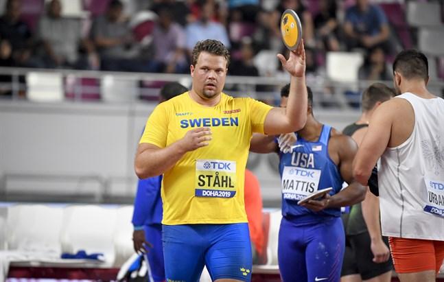 Daniel Ståhl är klar för VM-final.