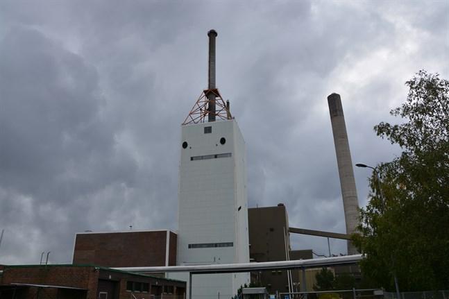 Företaget G-Gas är intresserat av PVO Lämpövoimas före detta kolkraftverk i Kristinestad.