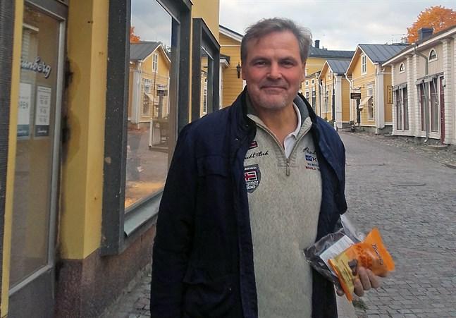 Ove Strandberg från Kyrkslätt valdes till ny ICT-direktör bland sju sökande.
