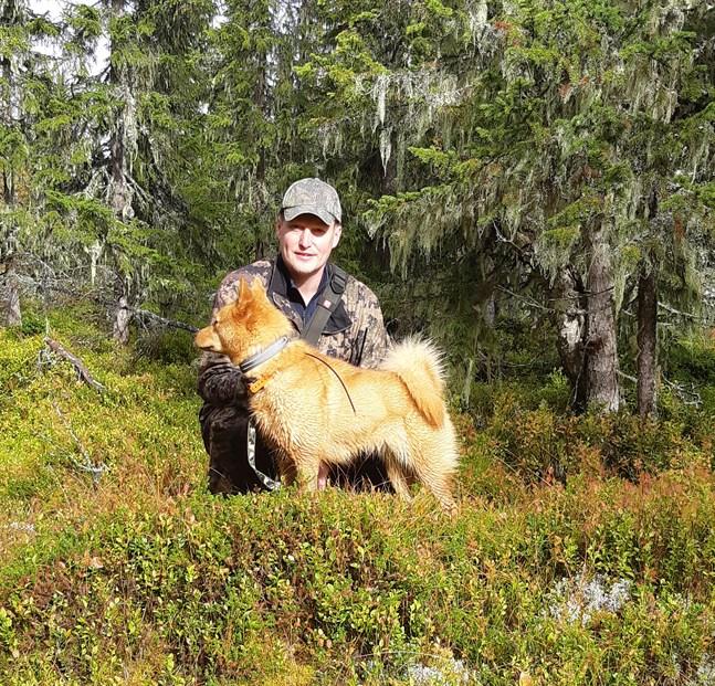 Thommy Svevar är stolt över att Rota blev nordisk mästare.