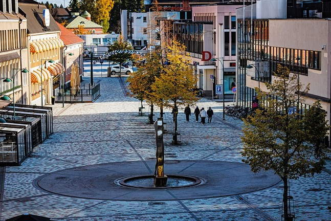 I Jakobstad tas inga lokala skärpningar i bruk i det här skedet.