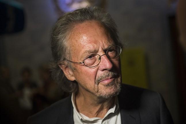 Österrikiske Peter Handke får Nobelpriset. Arkivbild.