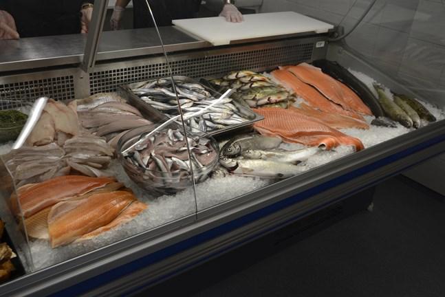 Förr åt man mycket fisk.