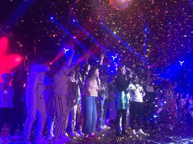 Melodi Grand Prix hålls den 10 oktober.