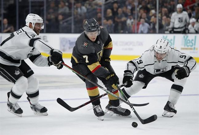 Valentin Zykov stängs av de kommande 20 matcherna i NHL på grund av dopning.