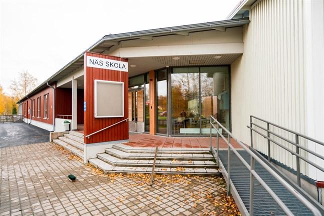 Arkivbild: Näs skola i Eugmo.