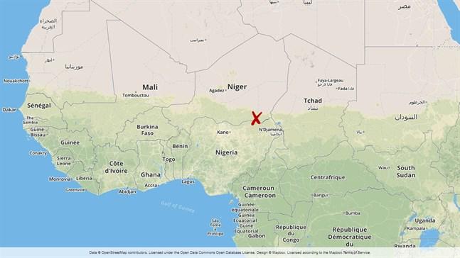 Flera byar kring staden Diffa i sydöstra Niger har drabbats hårt av översvämningarna.