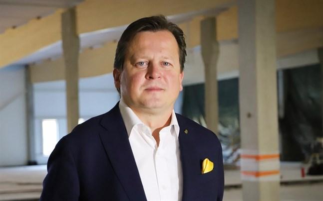 Janne Ylinen ska leda Kulturfonden i Mellersta Österbotten.