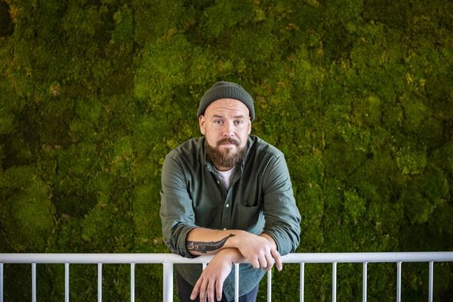 Jan Lehmus har fått stöd från Svenska kulturfonden för att förverkliga en idé han haft om ett multikulturellt konstprojekt som ska resultera i en skiva med elektronisk musik.