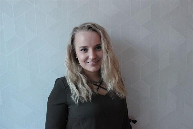 Karolina Virta kommer från Kaskö.
