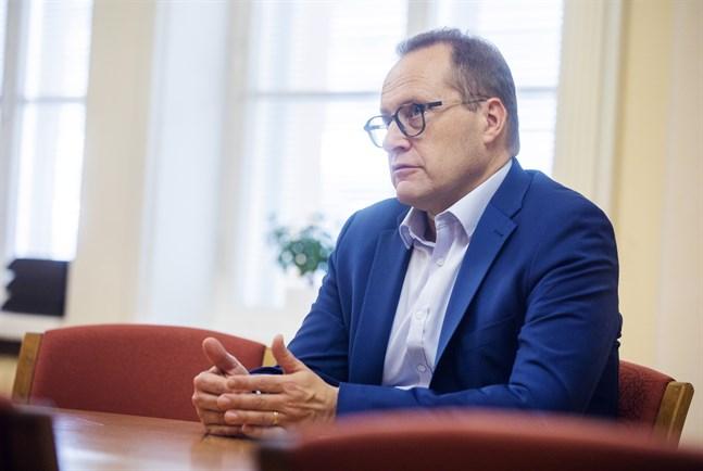 Advokat Christian Näsman säger att Icon blev för invecklat.