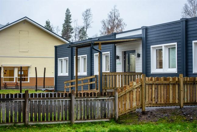 I januari 2020 ser sammanlagt 13 barn ut att ha sin dagvårdsplats i den inhyrda paviljongen, nu döpt till Mattisborgen. Barnen kommer förutom från Sandsund även från Bennäs, Purmo och Kållby.