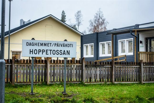 Daghemmet Hoppetossan i Sandsund.