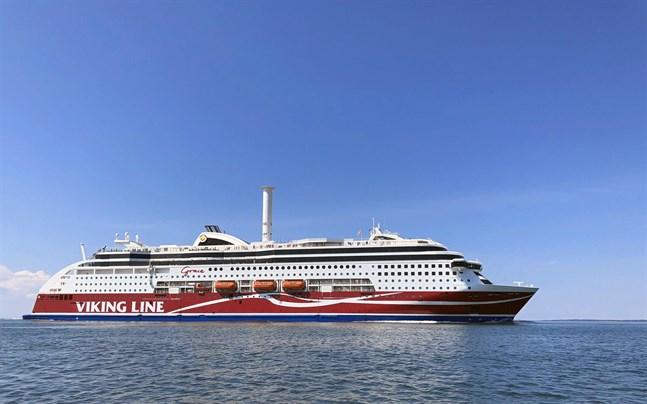 Jan Hanses, vd för Viking Line, säger att bolagets anställda tyvärr får känna av coronapandemins ekonomiska effekter.