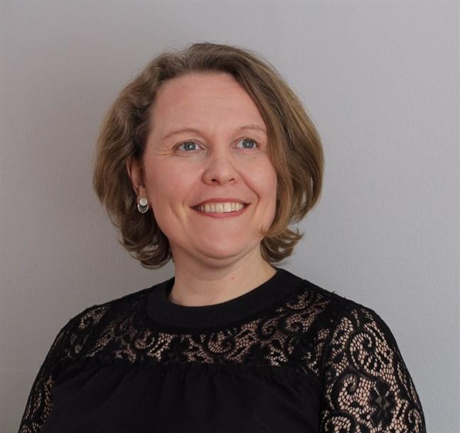"""Susanne Westerlund var sopransolist tillsammans med Camilla Nylund i Mozarts """"Mässa i c-moll""""."""