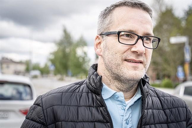 Björn Helsing ska leda Vörå Företagare.