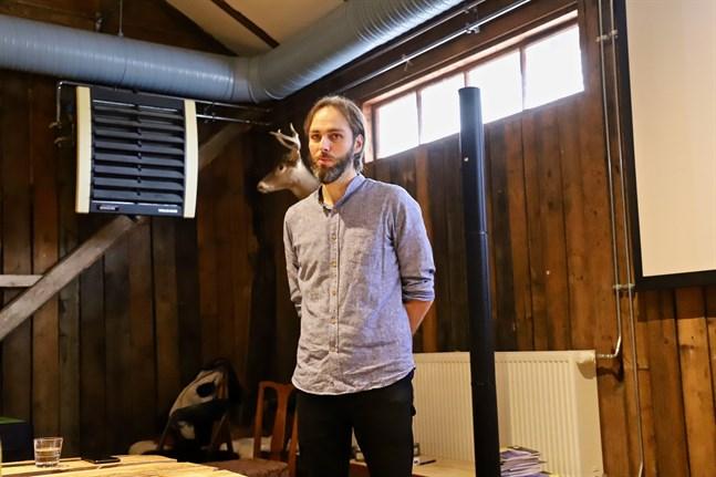 Kenneth Nordberg säger att orsaken till att Bergö serviceboende kom till var att invånarna aldrig gav upp.