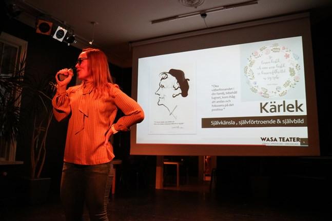 För Nina Dahl-Tallgren är Astrid Lindgren en stor inspirationskälla när det kommer till föräldraskap.