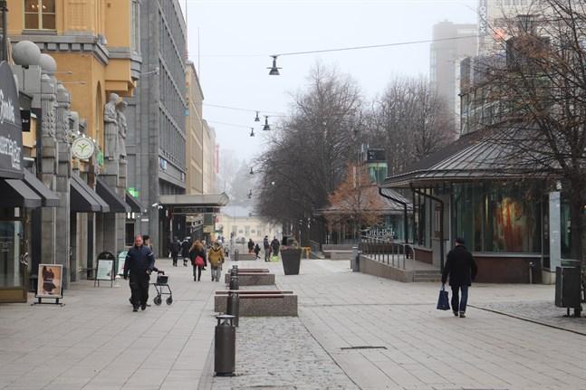 I landskapsplanen betonas vikten av starka stadsregioner runt Vasa och Jakobstad för att stärka hela landskapet.