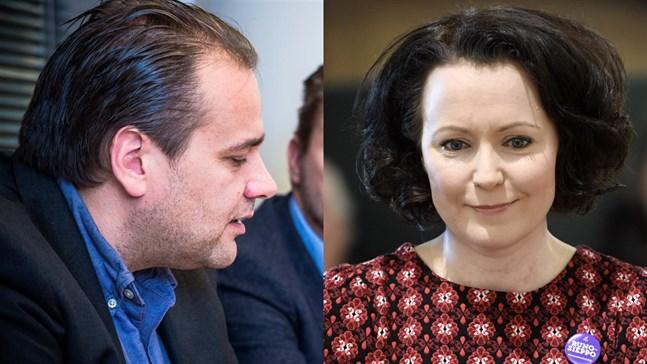 Pälsbranschens informatör i Österbotten, Steven Frostdahl är mycket kritisk mot Jenni Haukio och särskilt hennes tal i Helsingfors i fredags.