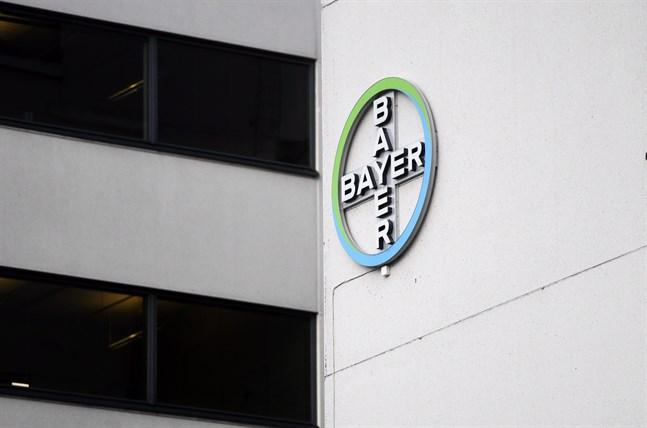 Det multinationella läkemedelsföretaget Bayer betalade 145 miljoner euro i samfundsskatt 2018.