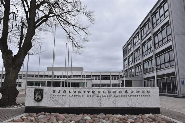 Ålands lagting är det självstyrda örikets lagstiftande församling.