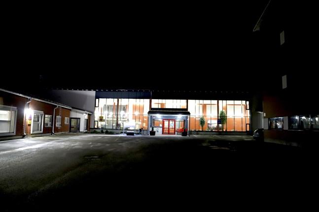 Korsholms närsjukhus har drabbats av coronaviruset.