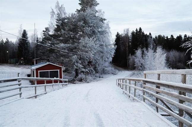 Vintern låter vänta på sig.